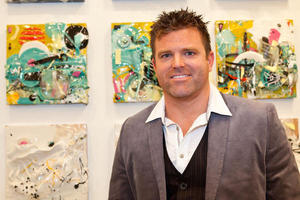 Chic Evolution in Art - Opening for Nathan Alan Yoakum