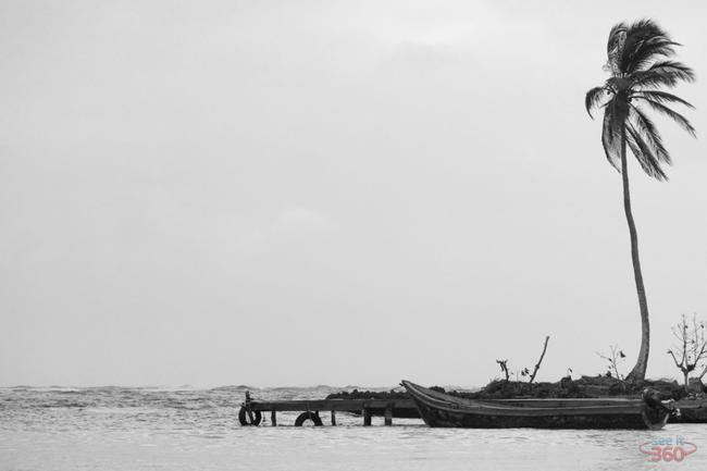 La Lancha en San Blas