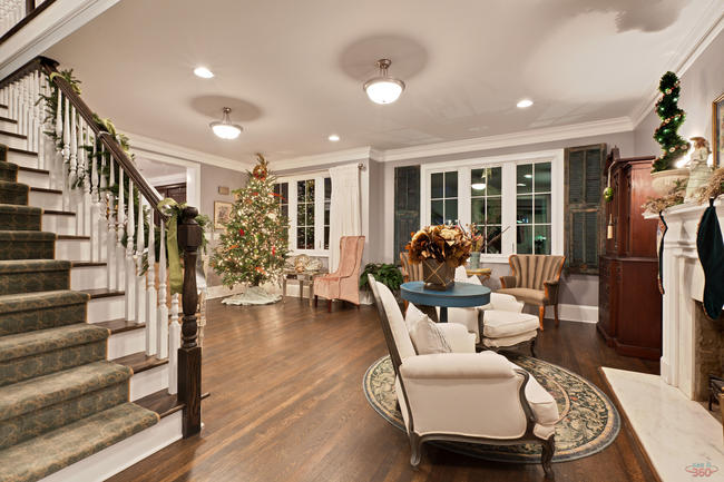 Blake Shaw Homes - Living Rooms