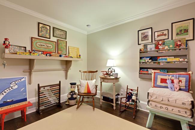 Blake Shaw Homes - Children Bedroom