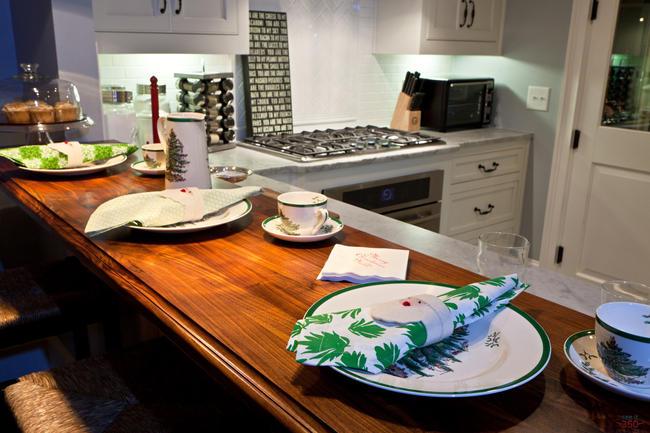 Blake Shaw Homes - Kitchens in Christmas 6
