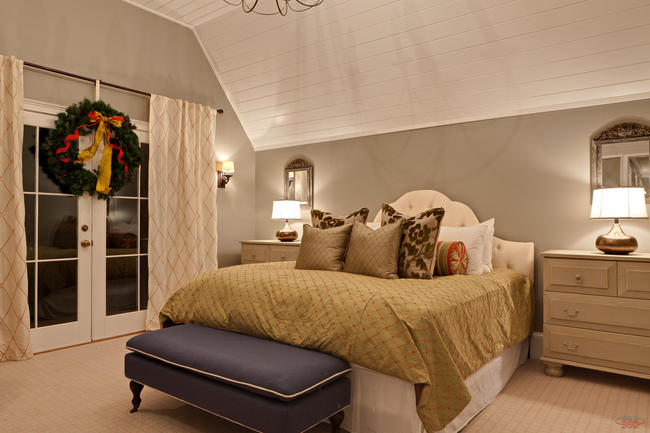 Blake Shaw Homes - Interior Shots - Master Bedroom