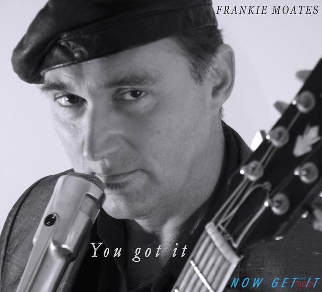 Frankie Moates Album Cover