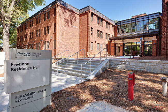 University Housing Photography for Georgia Tech - Image 8