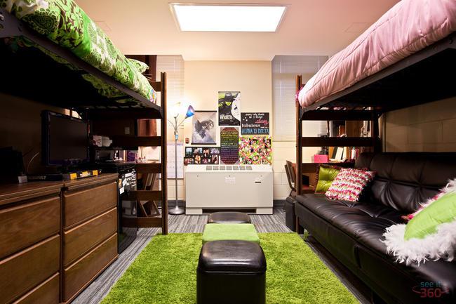 University Housing Photography for Georgia Tech - Image 16