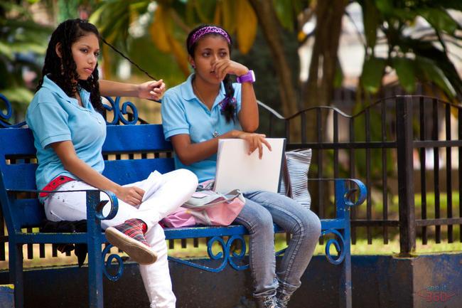 At the Park - La Concepción 03