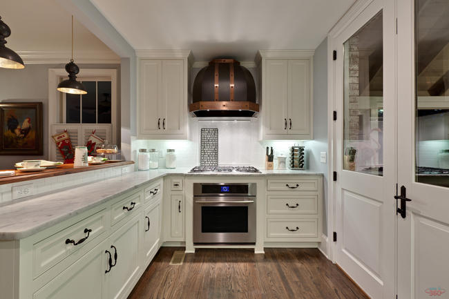 Blake Shaw Homes - Kitchens 9