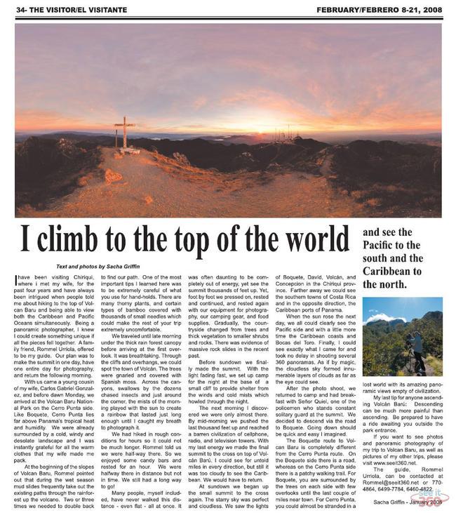 The Vistor February 8-21 2008 (English)