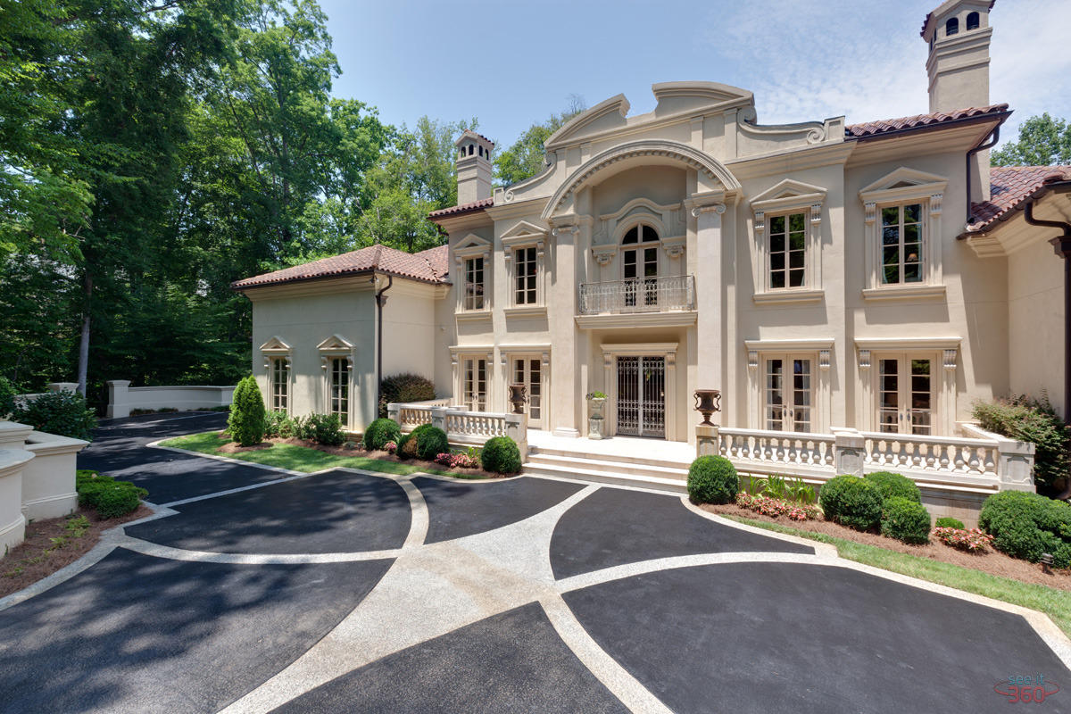 Pictures of neoclassical homes