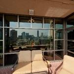 250 Park Avenue West Unit 904 - Daytime Balcony