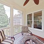 Covered Porch: 660 Society St Alpharetta GA 30022