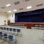 Dennard Conference Center Virtual Tour: Auditorium Theatre Style