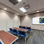 Dennard Conference Center Virtual Tour: Executive Conference Room 205B (classroom style)