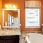 The Oaks Cottages Virtual Tour: Master Bathroom