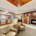 North Carolina State Veterans Home - Black Mountain: Lobby