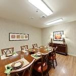 North Carolina State Veterans Home - Black Mountain: Private Dining