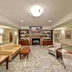 North Carolina State Veterans Home - Black Mountain: Shared Living Space