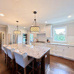 Blake Shaw Homes - Forsyth Kitchen