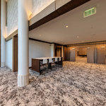 Bank of America Plaza Virtual Tour: Conference Center – Pre-function Area