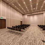 Bank of America Plaza Virtual Tour: Conference Center - Large ballroom