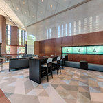 Bank of America Plaza Virtual Tour: Lobby – Peachtree Street Entrance