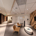 Bank of America Plaza Virtual Tour: RMP Health Club & Spa – Men's Locker Room