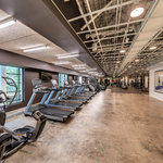 Bank of America Plaza Virtual Tour: RPM Health Club & Spa – View I