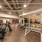 Bank of America Plaza Virtual Tour: RPM Health Club & Spa – View II