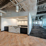 Bank of America Plaza Virtual Tour: Full Floor Loft Spec Suite 2700 – Reception