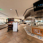 Bank of America Plaza Virtual Tour: Marketplace 600 Café