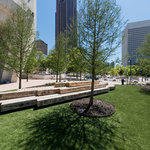 Tower Square Virtual Tour: Plaza Level – Largest Greenspace in Midtown