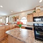 Centennial Homes - Encore 60052: Kitchen