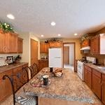 Centennial Homes - Savanna: Kitchen