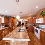 Centennial Homes - Whittaker: Kitchen