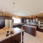 Centennial Homes - Autumn Creek: Kitchen