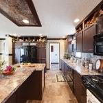 Centennial Homes - Bridgeview: Kitchen
