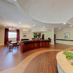 PruittHealth - Elkin Virtual Tour: Reception / Coffee Shop
