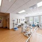 North Carolina State Veterans Home - Fayetteville: Therapy Suite