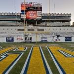 Georgia Tech: Bobby Dodd Stadium-Grant Field (Field View)