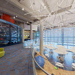 Hexagon Corporate Headquarters - Mezzanine