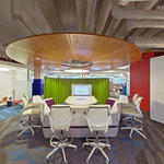 Hexagon Corporate Headquarters - Collaboration