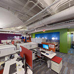 Hexagon Corporate Headquarters - Open Office Workplace