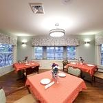 North Carolina State Veterans Home - Kinston: Dining Room