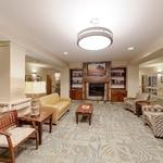 North Carolina State Veterans Home - Kinston: Shared Living Space