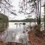 Flooding at Little Ridge Park @ Lake Lanier