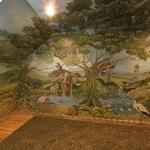 Jungle Nursery by Melaney's Murals