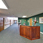 The Oaks - Scenic View (Assisted Living) Virtual Tour: Attendant Desk