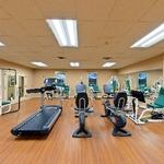 Oaks of Whitaker Glen: Fitness Room