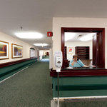 PruittHealth - Orangeburg Virtual Tour: Reception Area