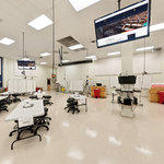 Philadelphia College of Osteopathic Medicine: Anatomy Laboratory